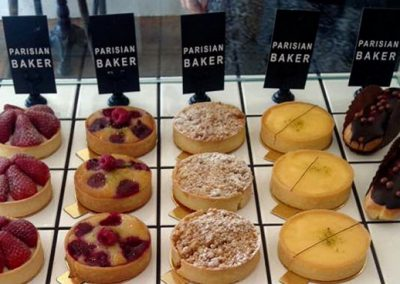 Parisian Baker: Re-brand