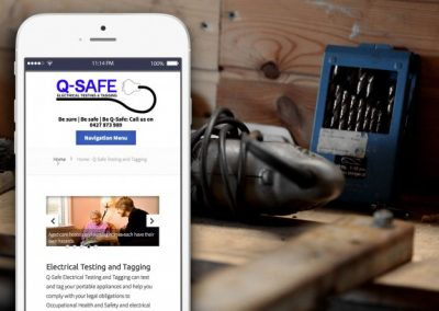 Q-safe website