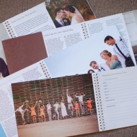 wedding brochure with a difference