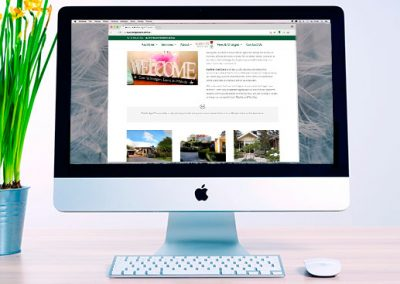 Buehlar Aged Care home page