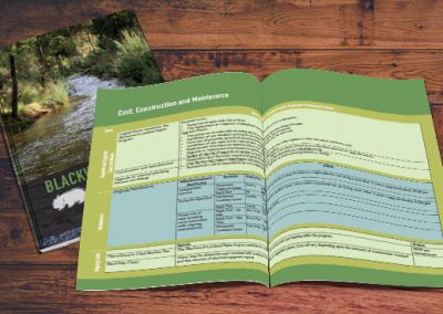Blackwood Localised Septic Program information booklets