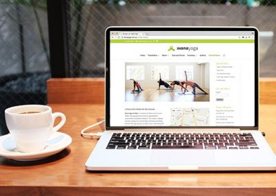 Ihana Yoga Studio in St Kilda