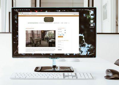 Kerami Manor in Marysville website