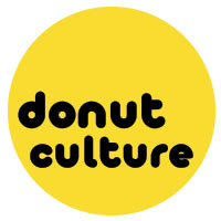 Donut Culture Pop up shop branding